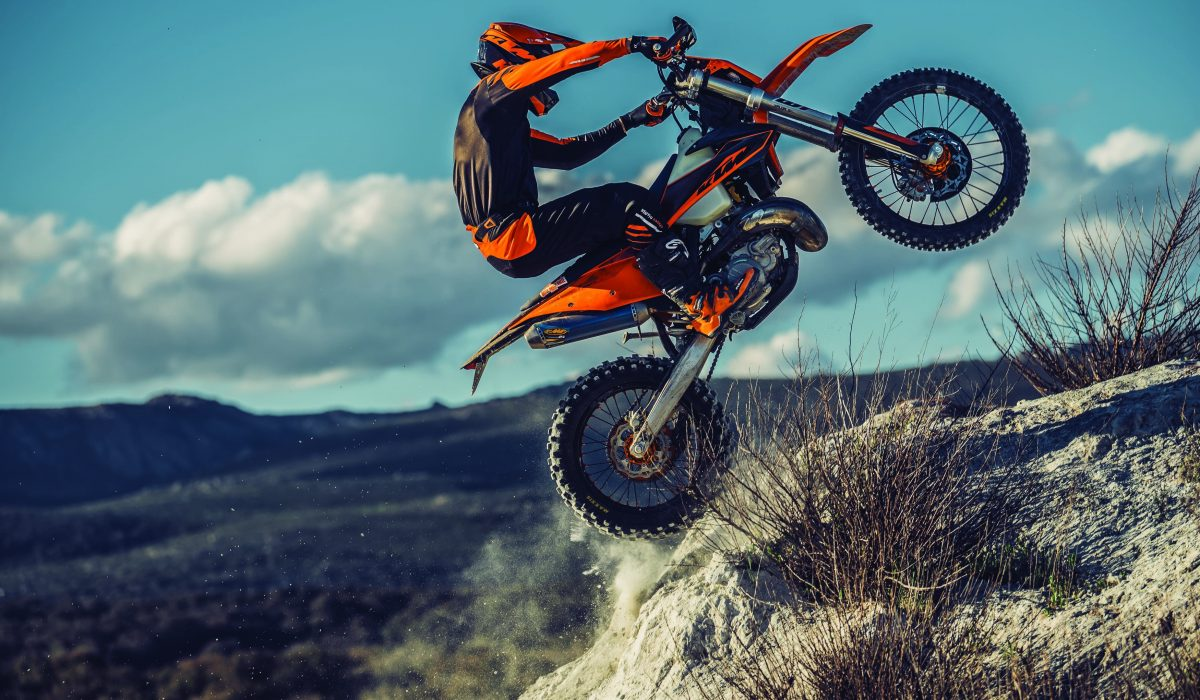 Action KTM 300 EXC TPI MY2020