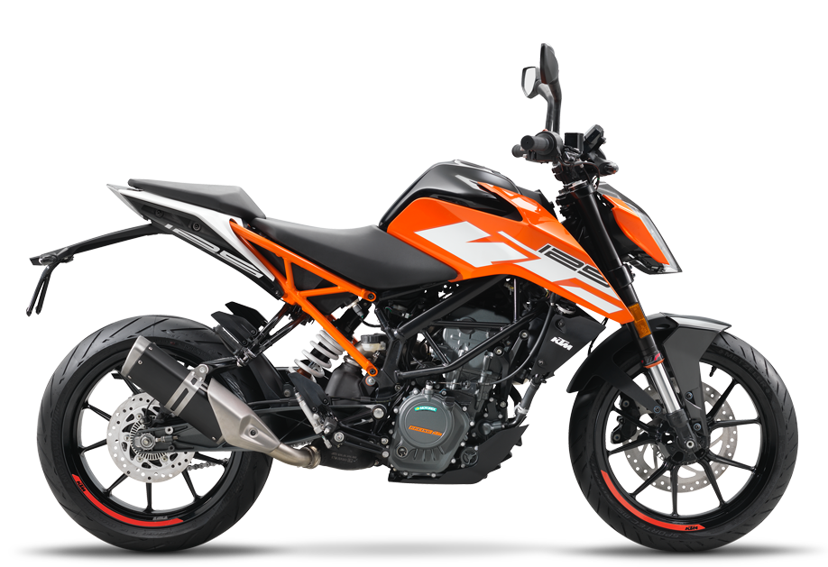 KTM 125 DUKE 2020 THE SPAWN OF THE BEAST
