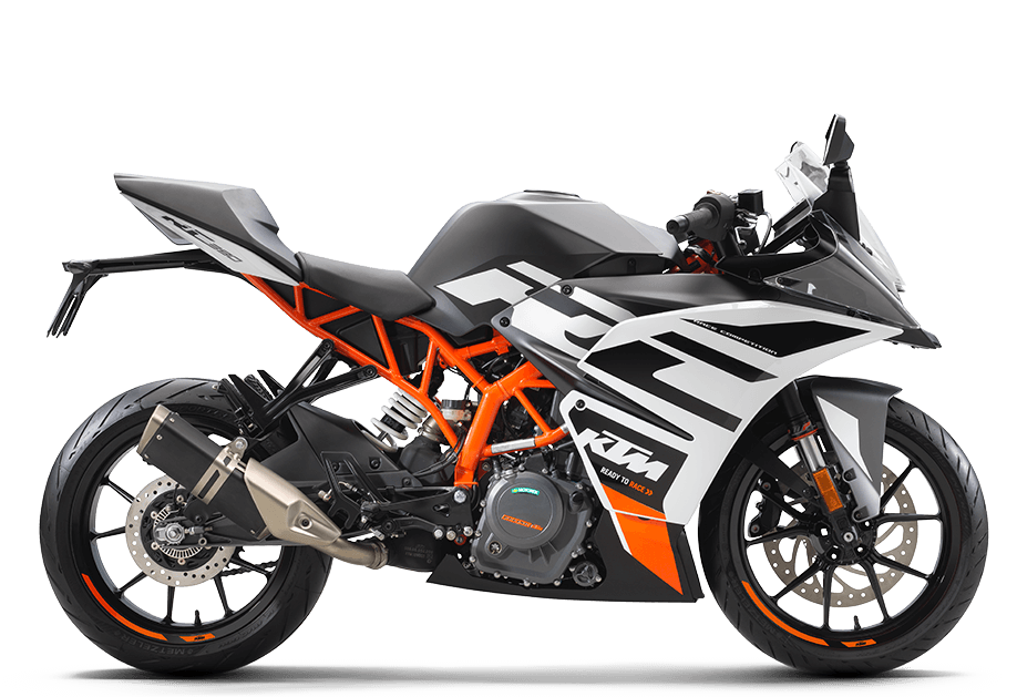 KTM RC 390 2020 RACE INSPIRED