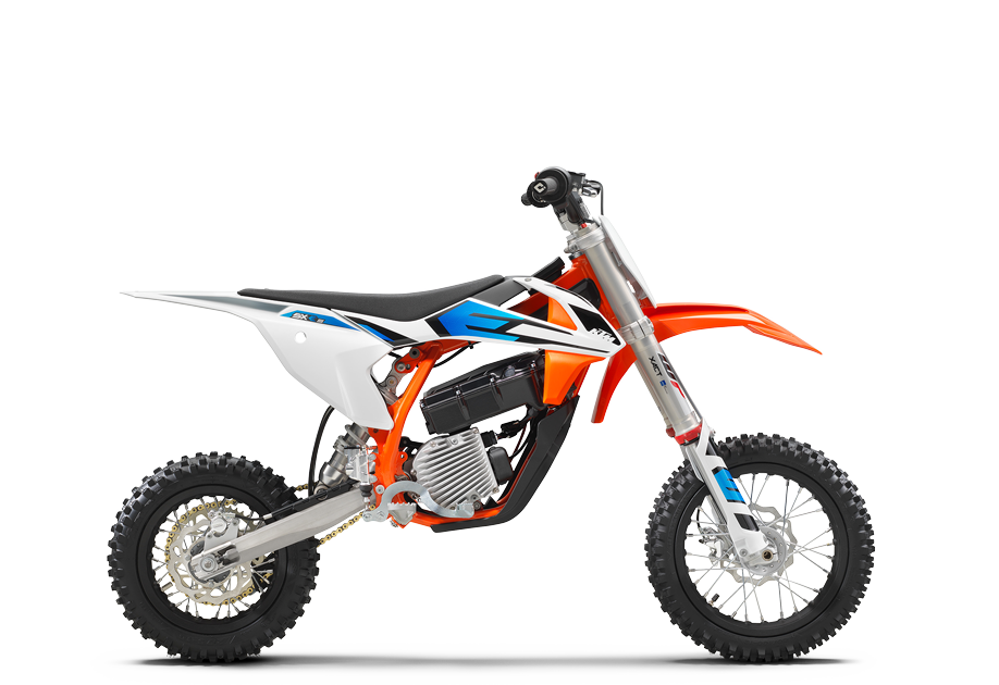 KTM SX-E 5 2021 A NEW ERA IN OFFROAD COMPETITION