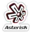 asterisk 1