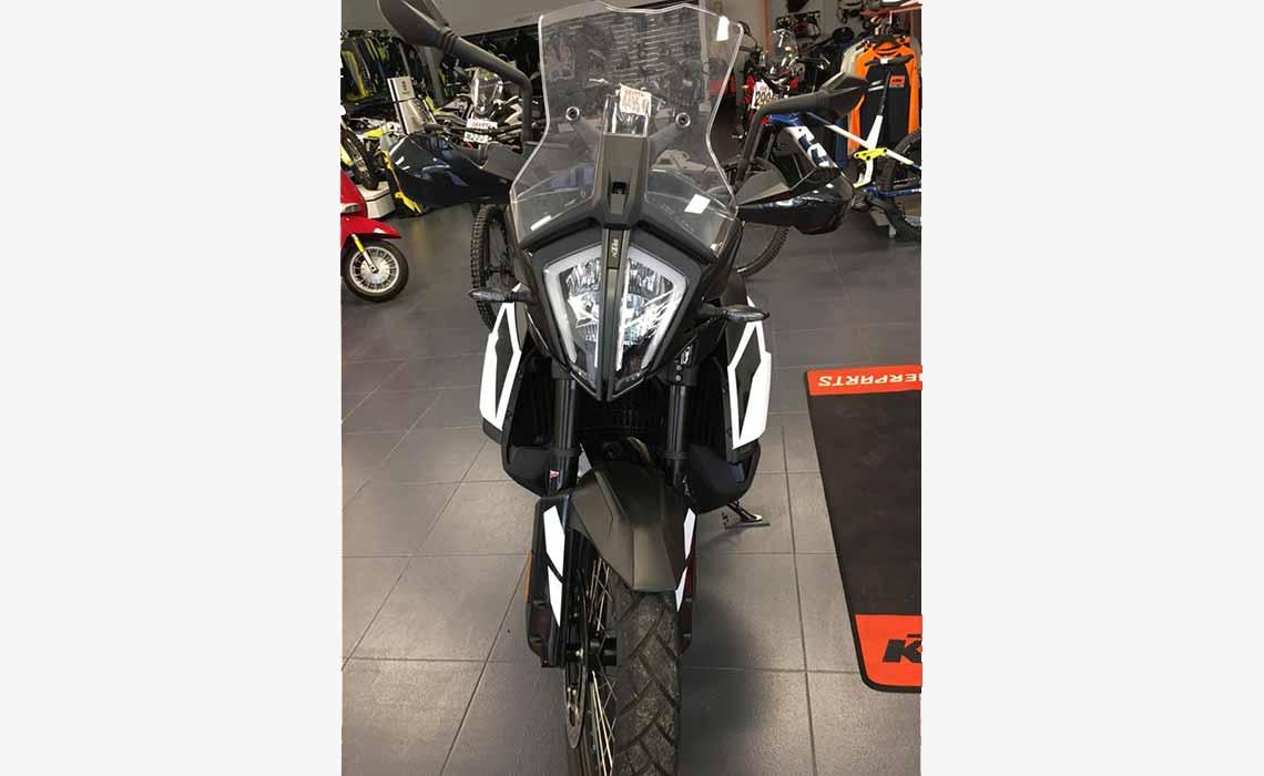 KTM 790 Adventure 2020 ocasión frontal